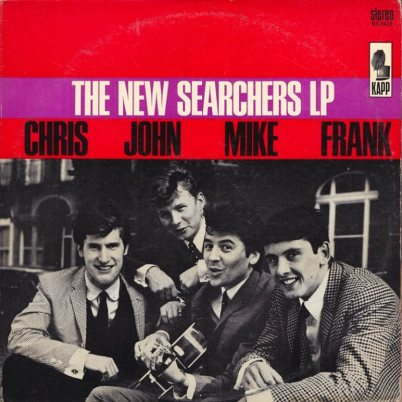 SEARCHERS - NEW SEARCHERS COV