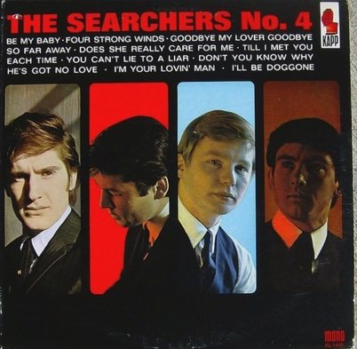 SEARCHERS - NO 4 COV