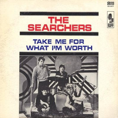 SEARCHERS - TAKE ME COV