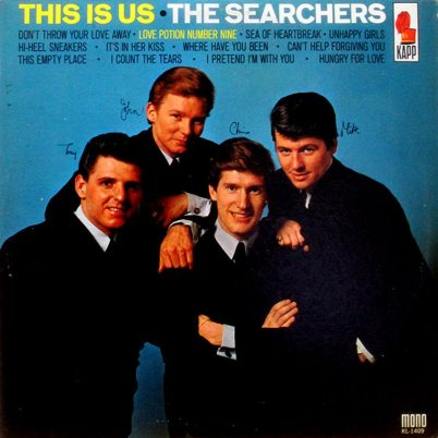 SEARCHERS - THIS US COV