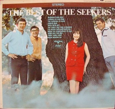 SEEKERS - BEST OF