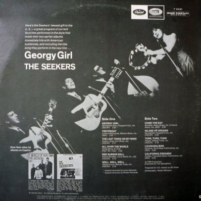 SEEKERS - GEORGY GIRL 2