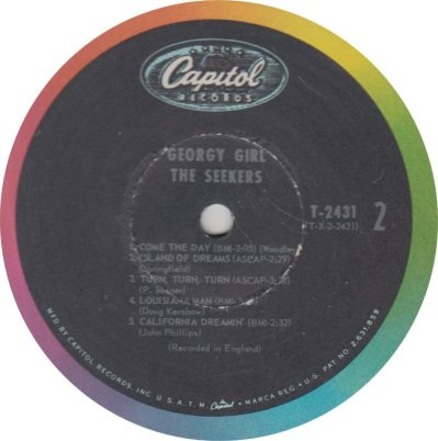 SEEKERS - GEORGY GIRL R_0001