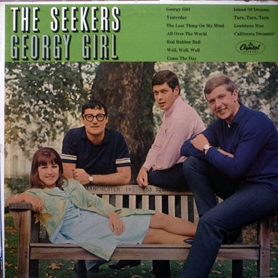 SEEKERS - GEORGY GIRL