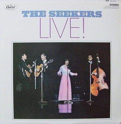 SEEKERS - LIVE