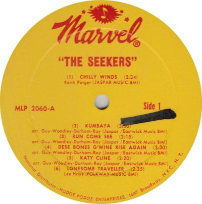 SEEKERS - MARVEL_0001