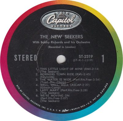 SEEKERS - NEW SEEKERS R