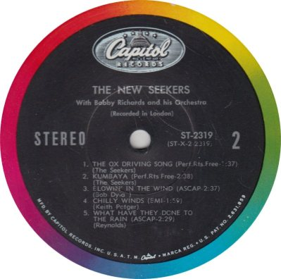SEEKERS - NEW SEEKERS R_0001