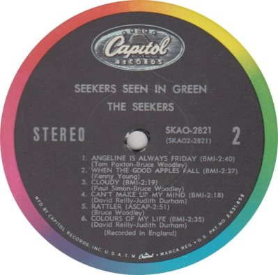 SEEKERS - SEEN GREEN _0001