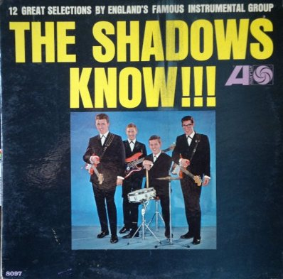 SHADOWS - KNOW 1