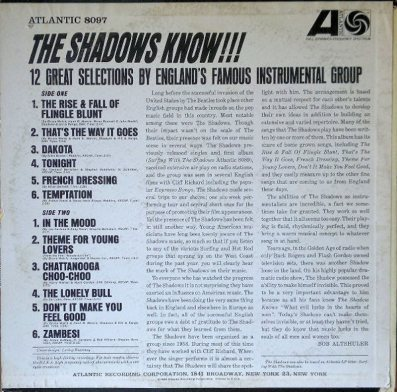 SHADOWS - KNOW 2