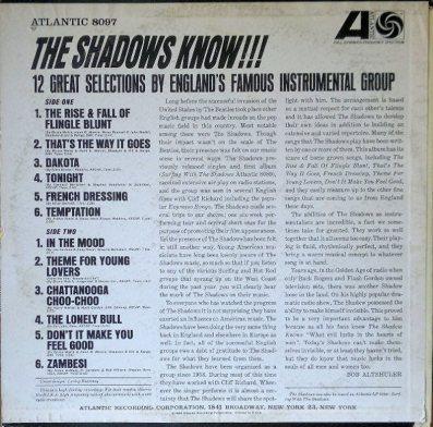 SHADOWS - KNOW 2