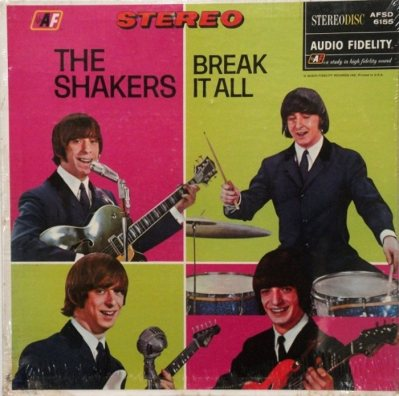 SHAKERS 01 A