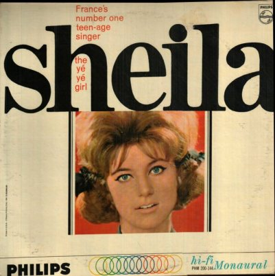 SHEILA COV