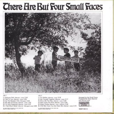 SMALL FACES - THERE ARE CB