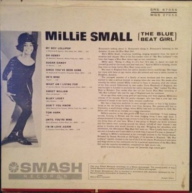 SMALL MILLIE 01B