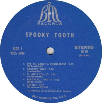 SPOOKY TOOTH 01