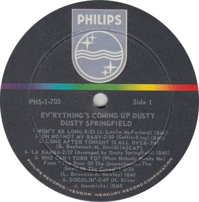SPRINGFIELD DUSTY 08