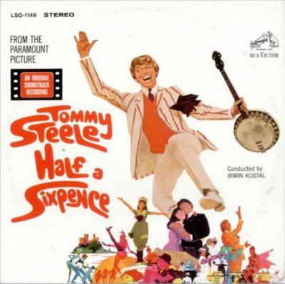 STEELE TOMMY - HALF LP