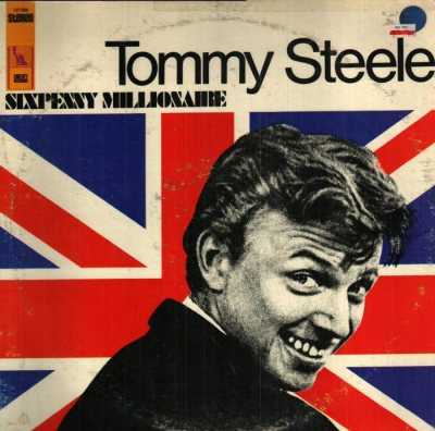 STEELE TOMMY- SIXPENNY COV