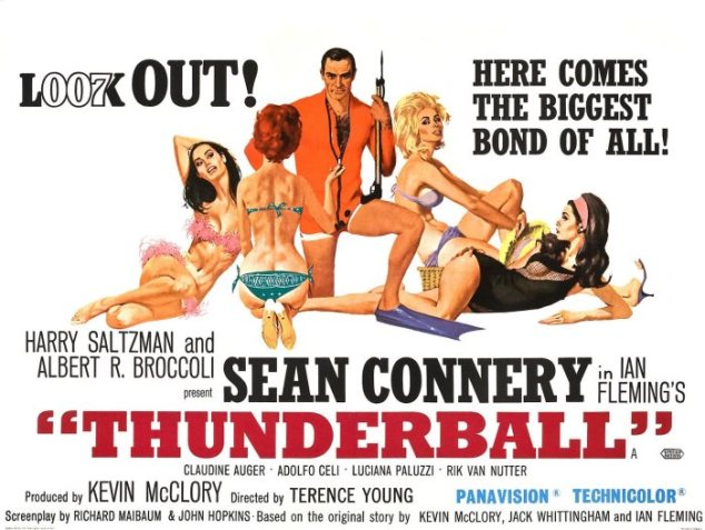 THUNDERBALL MOVIE 65