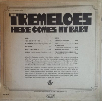 TREMELOES 01 B