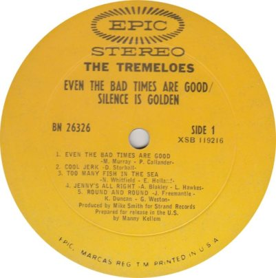 TREMELOES 02