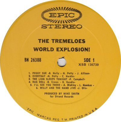 TREMELOES 08