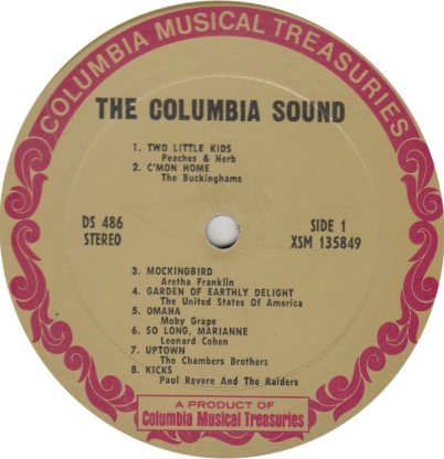 TREMELOES 09 WITH COHEN A