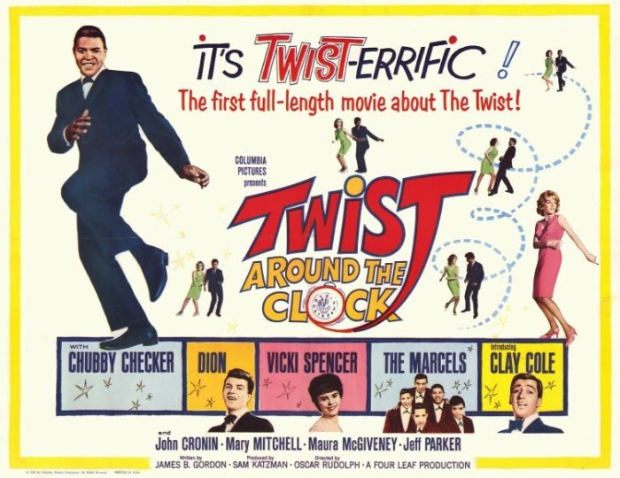 TWIST AROUND THE CLOCK 1962