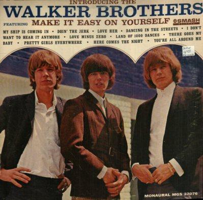 WALKER BROTHERS 2 COV