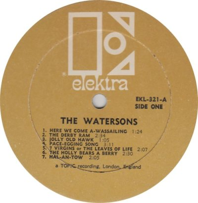WATERSONS 01