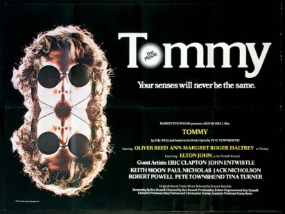 WHO - TOMMY POSTER