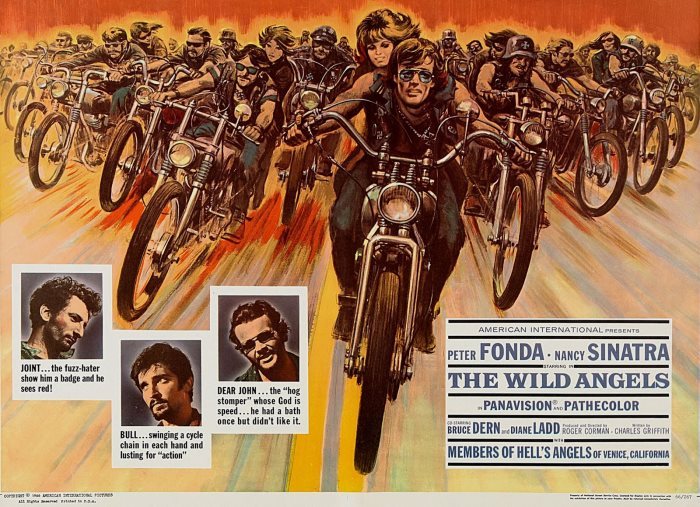 WILD ANGELS 1966 ARROWS