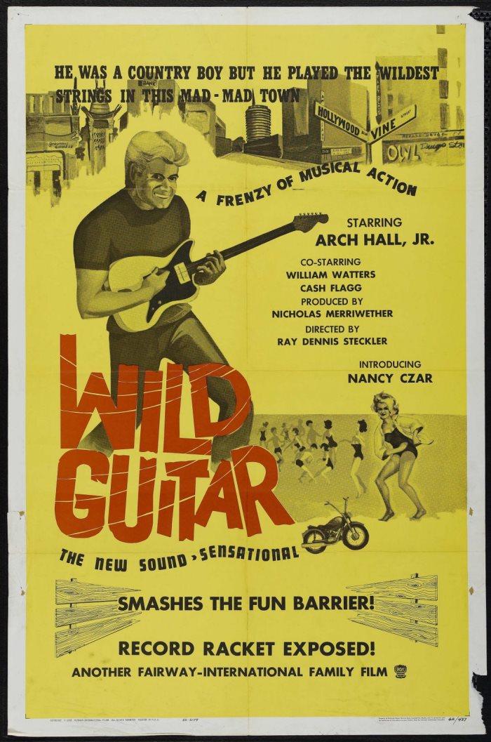 WILD GUITAR 62