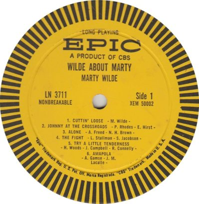 WILDE MARTY 02
