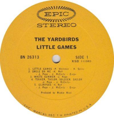 YARDBIRDS 09 R