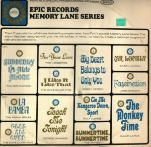 YARDBIRDS EPIC SAMPLER 1