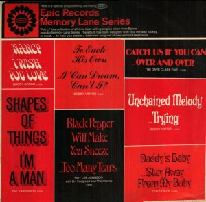 YARDBIRDS EPIC SAMPLER 2