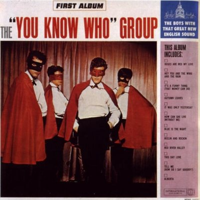 YOU KNOW WHO GROUP - 01 COV