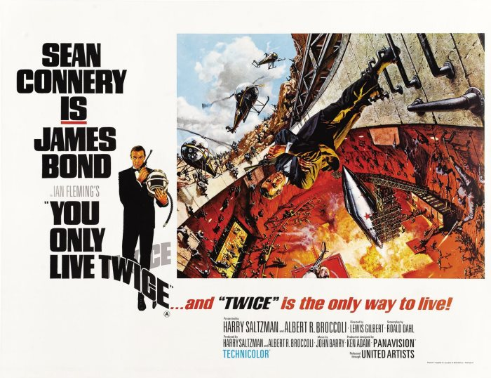 YOU ONLY LIVE TWICE MOVIE 67