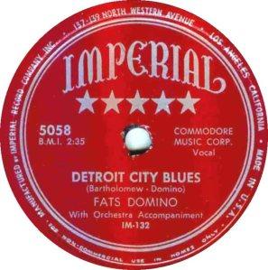 1950 - IMPERIAL 78 5058 B