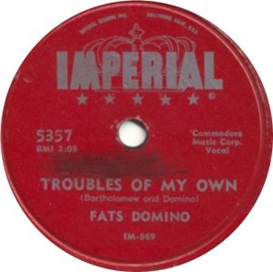 1955 - IMPERIAL 78 5357 B