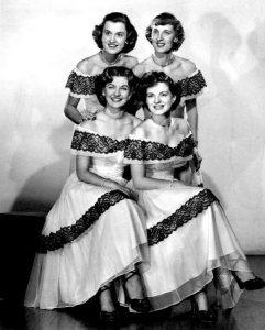 1957-08-05 CHORDETTES PH