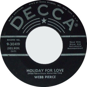 1957-09-11 WEBB PIERCE