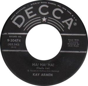 1957-12-10 KAY ARMEN