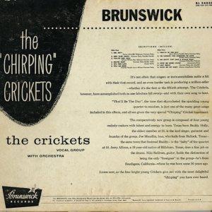 1957 - BRUNSWICK 54038 B