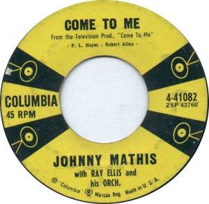 1958-02-10 - JOHNNY MATHIS