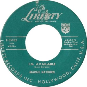 1958-02-25 MARGIE RAYBURN 1