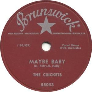 1958 - 78 - BRUNSWICK 55053 AA